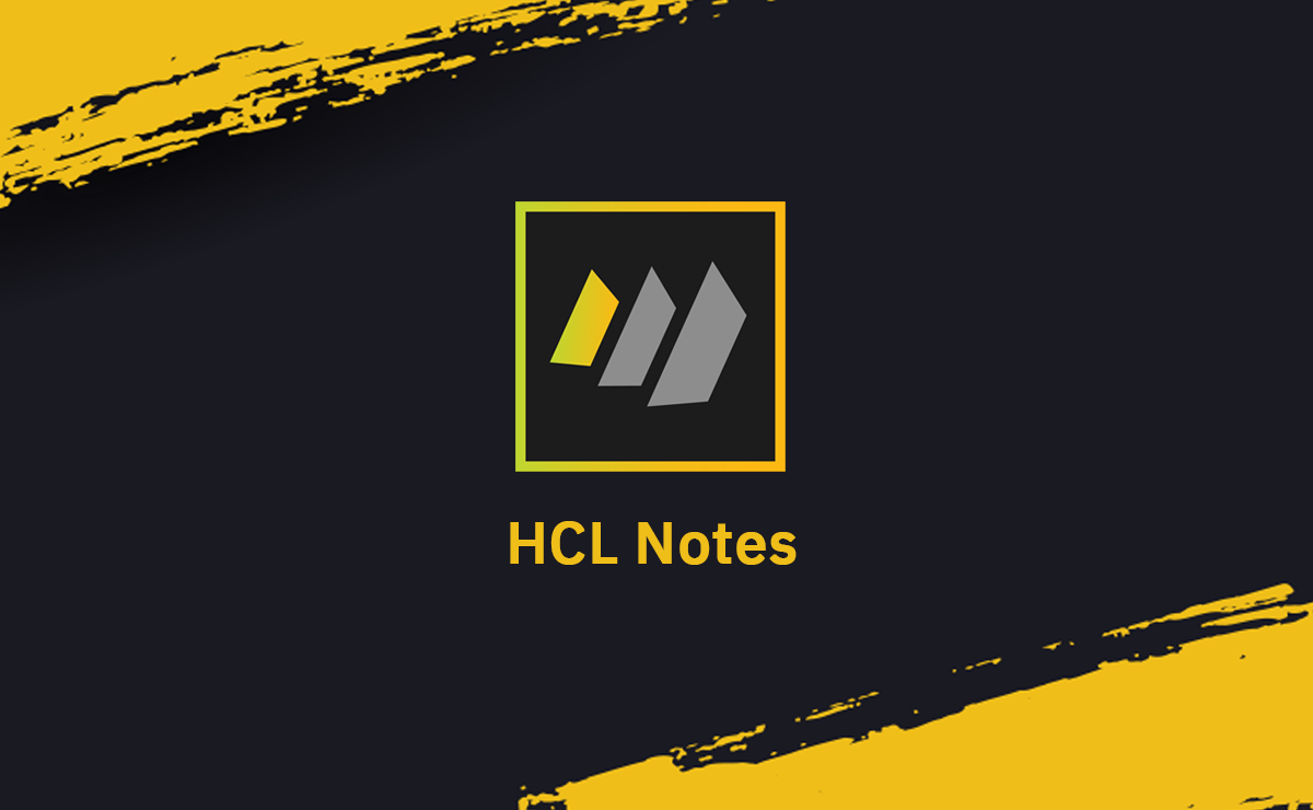 HCL Notes 11