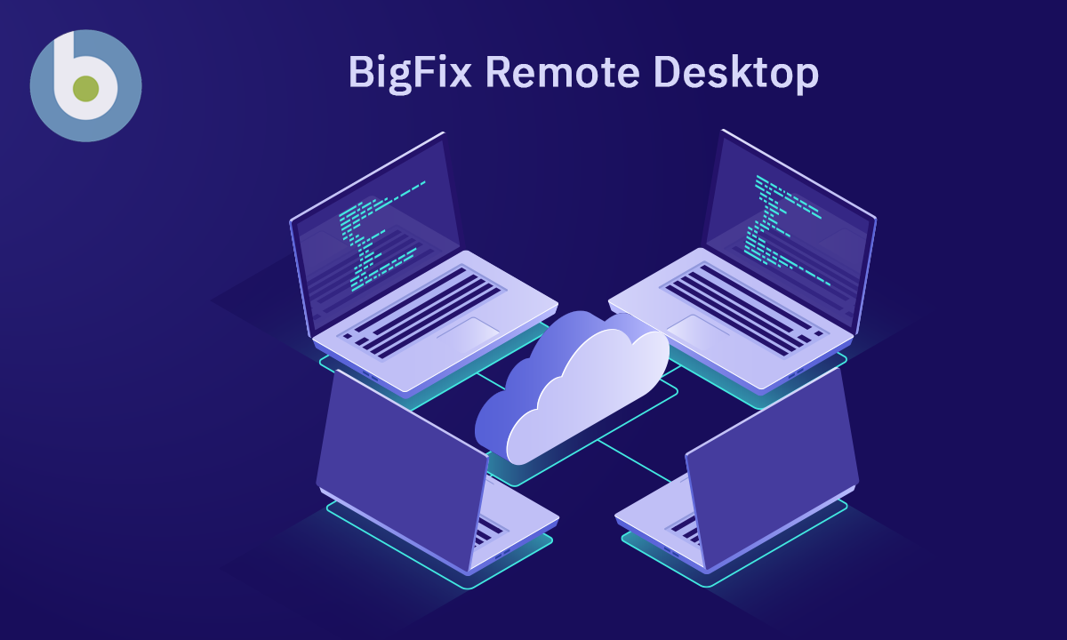 BigFix Remote Desktop