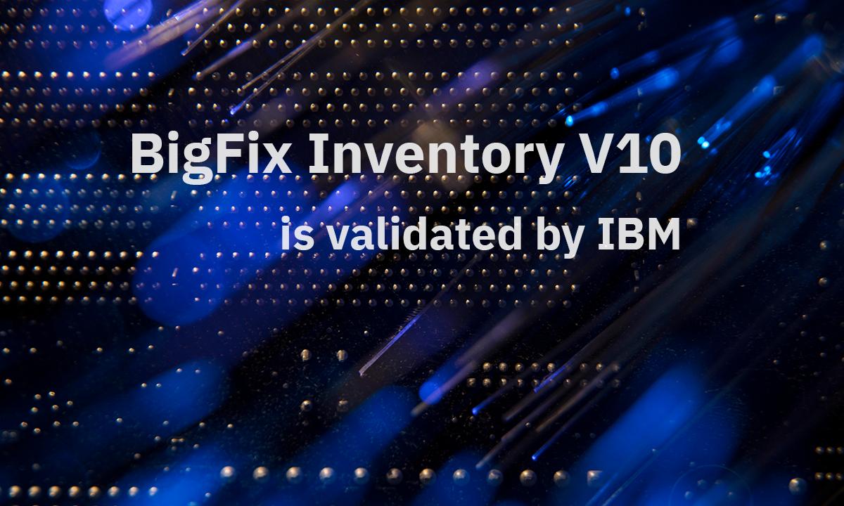 BigFix V10