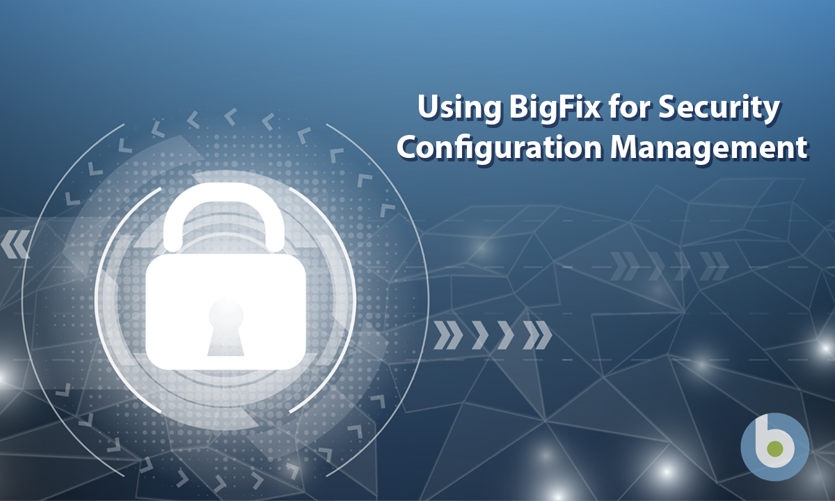 bigfix security