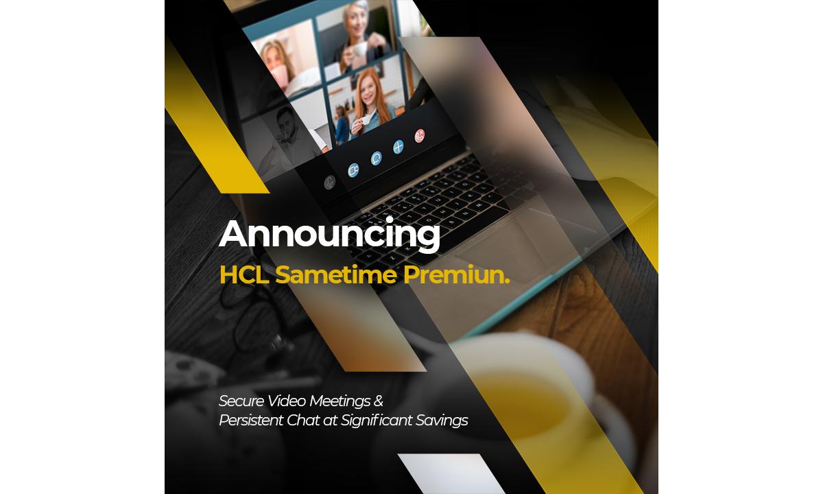 Announcing HCL Sametime Premium