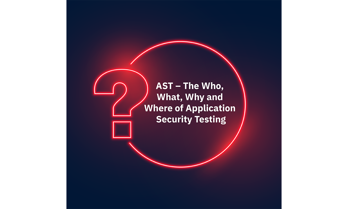 AppScan AST – The Who