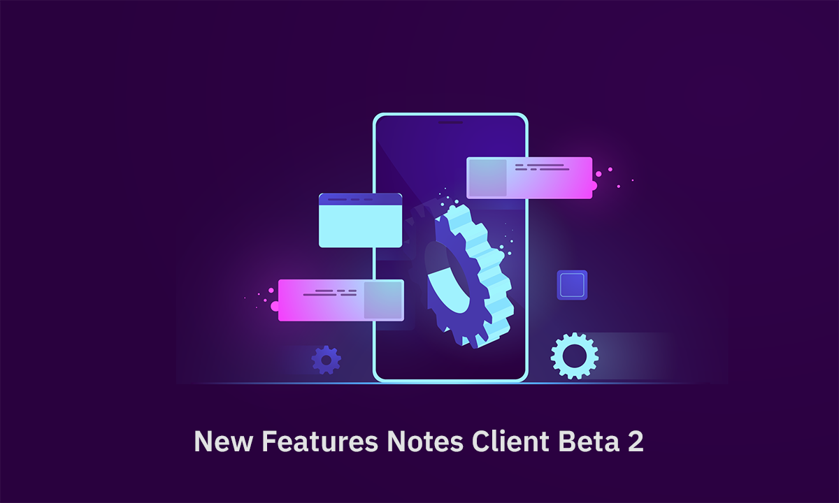 Notes Client Beta2