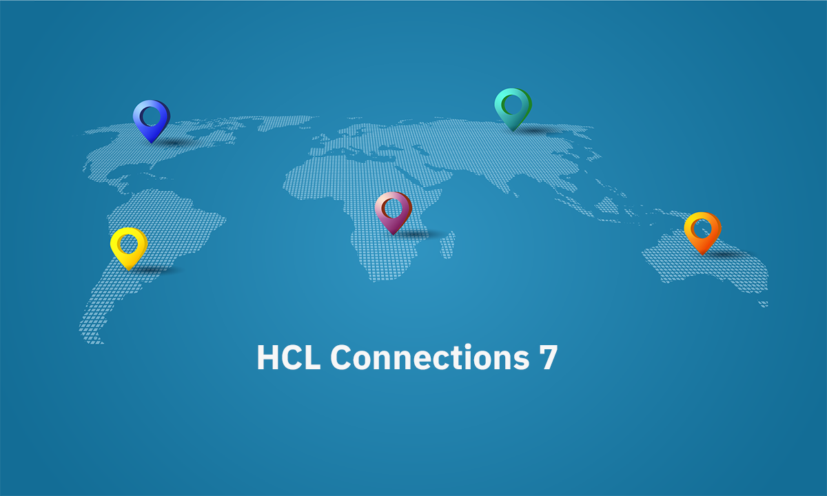 HCL Connections 7