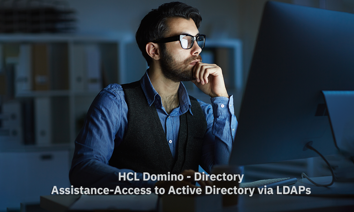 HCL Domino - Directory