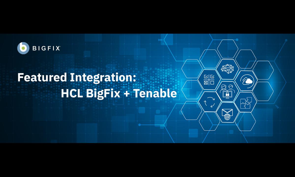 HCL BigFix + Tenable