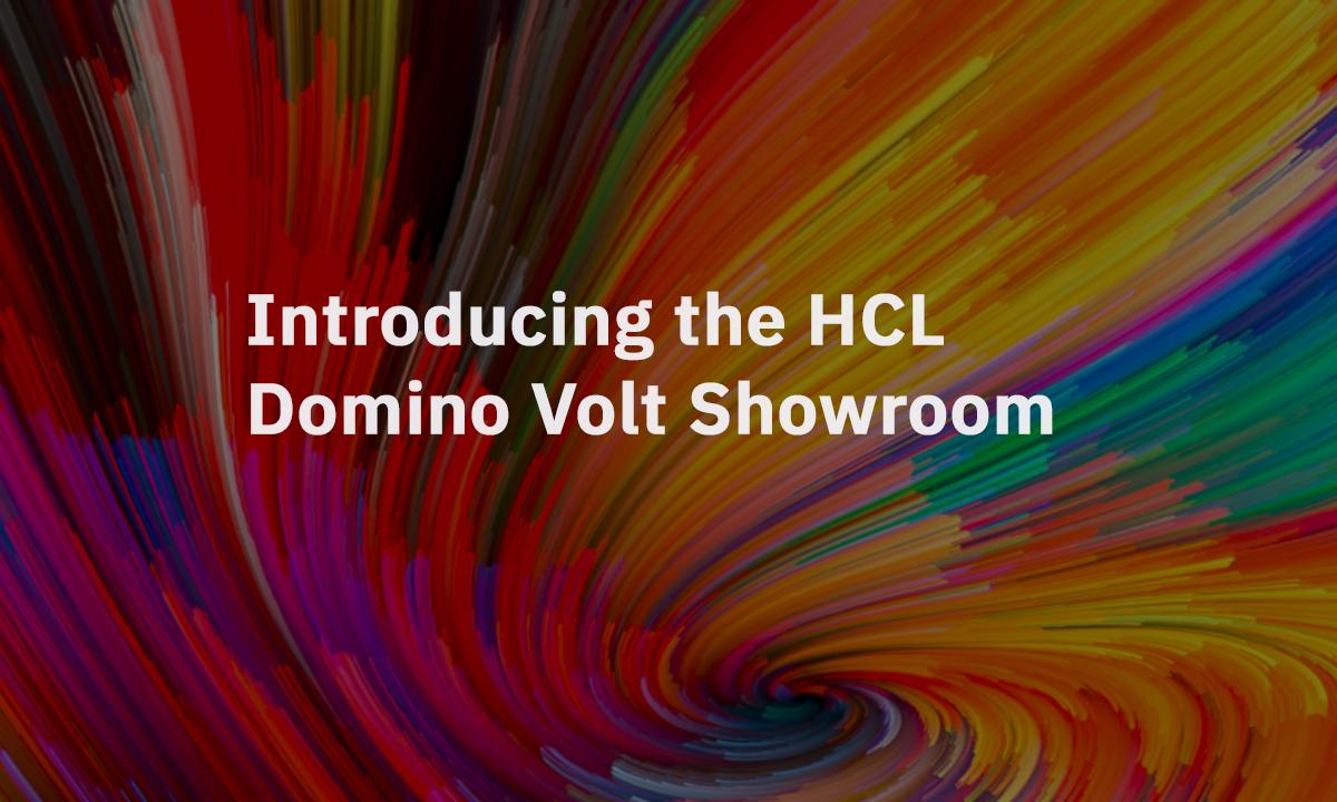HCL Domino Volt Showroom